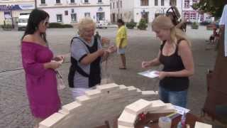 Akce Cihla na podporu tréninkové pekárny Láry Fáry