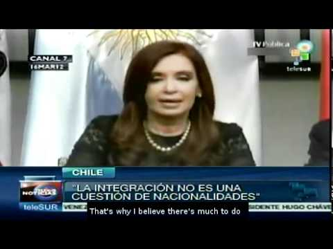 Argentina and Chile aim to break their borders