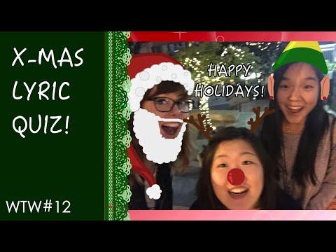 CHRISTMAS CAROL QUIZ! | WT