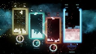Tetris Effect: Connected: Quick Look (Video Game Video Review)