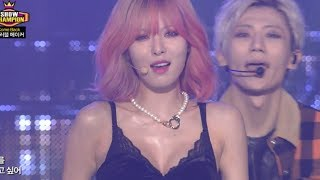 Trouble Maker - Attention, 트러블 메이커 - 이리와, Show Champion 20131030