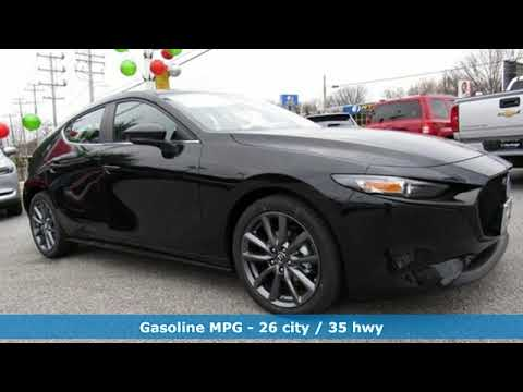 New 2019 Mazda Mazda3 Lutherville MD Baltimore, MD #Z9120563