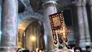 Η εορτή του Σταυρού στα Ιεροσόλυμα 2