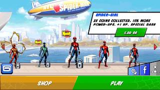 Spider man Ultimate Power Game Play