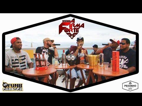 Resenha A Firma é Forte  MCs Frank, Tonzão, Juninho da Dez, Tikão e Buret 1ª Parte