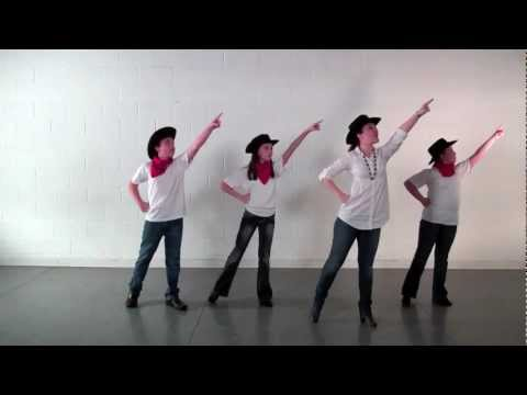 Wide Open Spaces - Choreography - From MusicK8.com