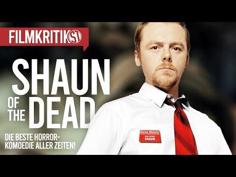 SHAUN OF THE DEAD   Trailer German Deutsch & Kritik Review   Full-HD