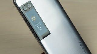 Обзор флагманского смартфона Meizu Pro 7 Plus