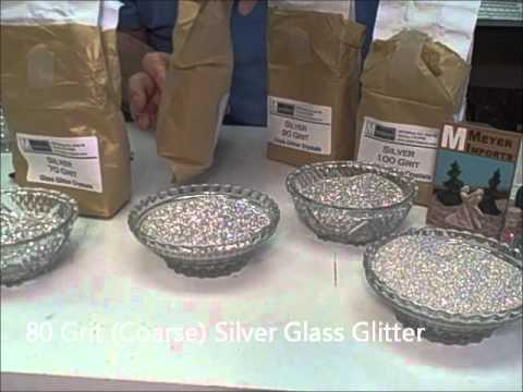 German Glass Glitter - All About the Grits