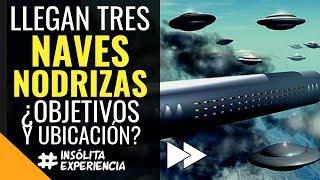 EXCLUSIVO I Llegan 3 NAVES NODRIZAS a la Tierra. ¿Cuál son objetivos y ubicación? KHATRA DE ATAR