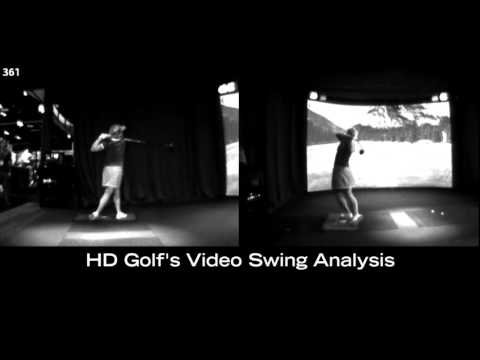 HDGolf at the PGA Show with Sandra Carlborg