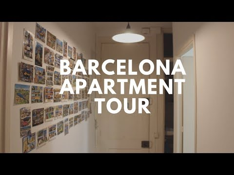 Barcelona Apartment Tour: Study Abroad Spain