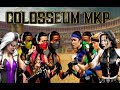 "Mortal Kombat (Colosseum) -TEAM- ""Bad Girls"" VS -TEAM- ""Good Girls"" Full TEAM MKP 2018"