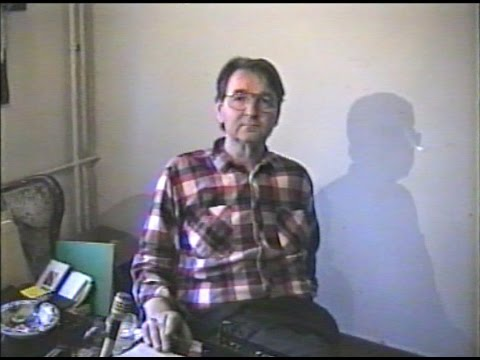 ITK  Hans Bender bei Homes am 09.06.1994  Hier spricht der SpukBender