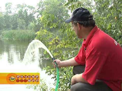 Садовые насосы и мотопомпы для полива