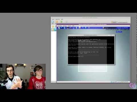 GNU funzt! - Episode 4 - Hallo Wayland