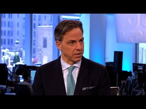 Tapper to Trump: End self-pity, get it together