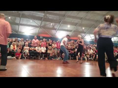 Atomic festival jive competition 2016 heat number one