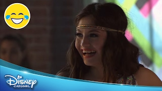 Występ: Valiente Remix (Luna & Simon). Tylko w Disney Channel!