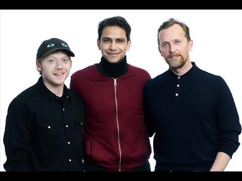 Rupert Grint and Luke Pasqualino Snatch Interview