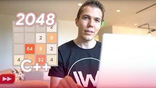 C++ile kendi 2048 oyun oluşturmak için nasıl