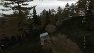Dayz Tractor crash - famous last words
