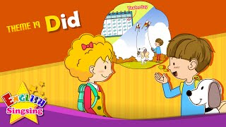 Download lagu Theme 19. Did - What did you do yesterday? | ESL Song & Story - Learning English for Kids