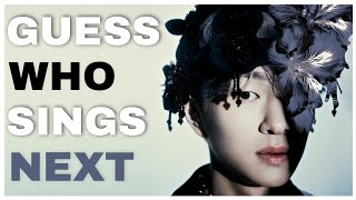 Download GUESS WHO SINGS NEXT | KPOP