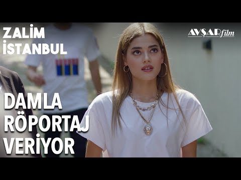 Damla Basın Açıklaması Yapıyor | Zalim İstanbul 10. Bölüm