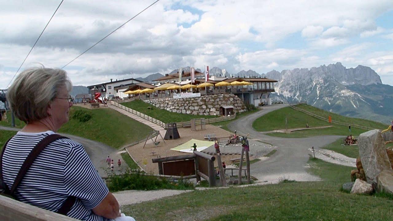 Am Hartkaiser - bei Ellmau/Tirol - YouTube