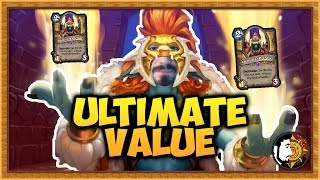 Hearthstone: Ultimate Value Mech Paladin - Rise Of Shadows