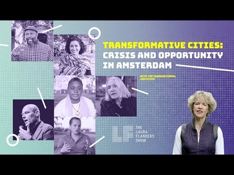 Transformative Cities: Crisis and Opportunity in Amsterdam