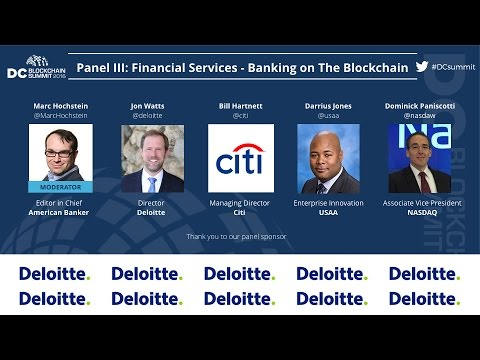 Panel 3: Financial Services