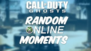 CoD Ghosts: Random Online Moments #3 :: FPSRussia & Obsessed girls.