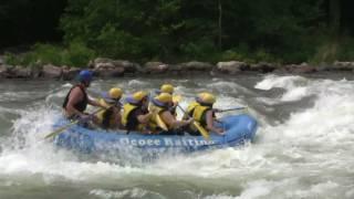 Ocoee Rafting - Upper Ocoee River