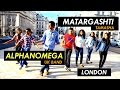 Matargashti | Tamasha | A.R Rahman | London | Side Partition/A&O Band Cover