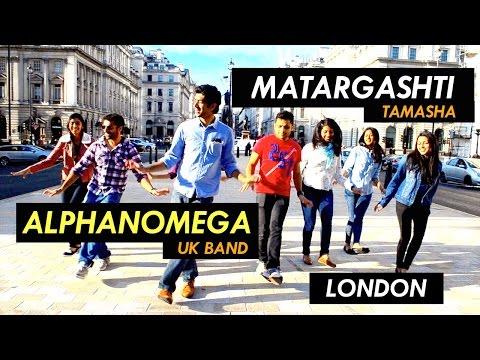 Matargashti | Tamasha | A.R Rahman | London | Side Partition/A&O Band Cover