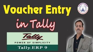 Accounting Vouchers in Tally ERP 9 in Hindi Day-6 |Accounting Entries in Tally | Learn Tally ERP 9
