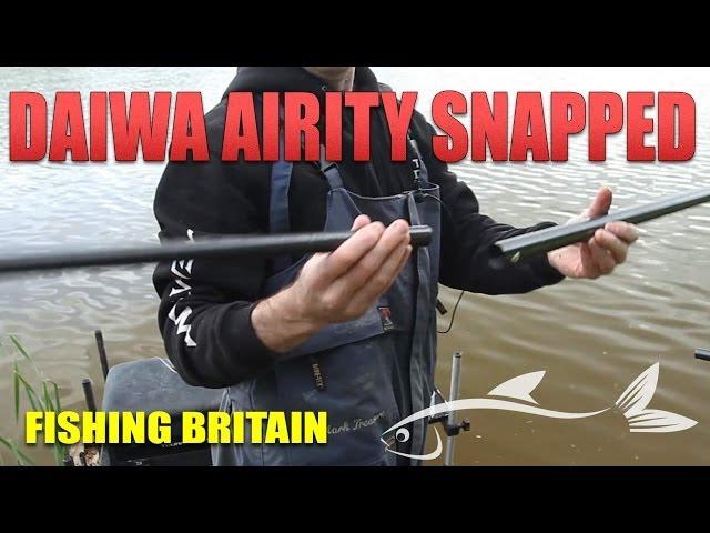 Daiwa Airity Snaps - Fishing Britain Shorts