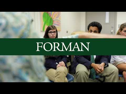 Forman School – Introductory Video