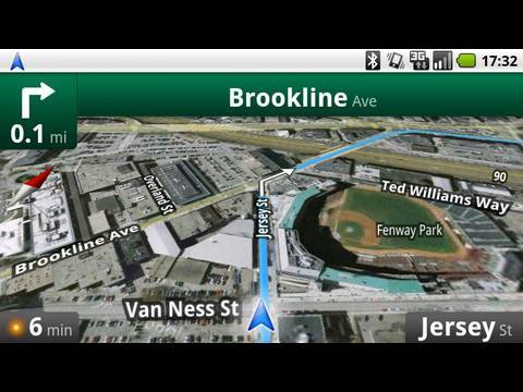 Google Maps Navigation  Beta    YouTube Google Maps Navigation  Beta