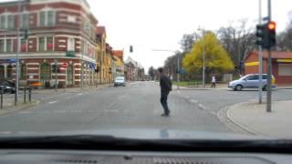 Stadtrundfahrt durch Sangerhausen