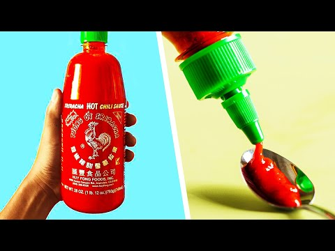 Top 10 Untold Truths of Sriracha!!!