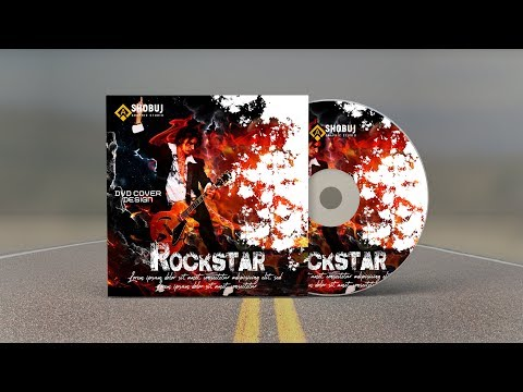 DVD Cover Design - Photoshop Tutorial thumbnail