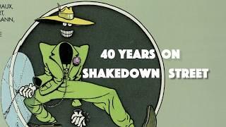 Grateful Dead - 40 Years On Shakedown Street
