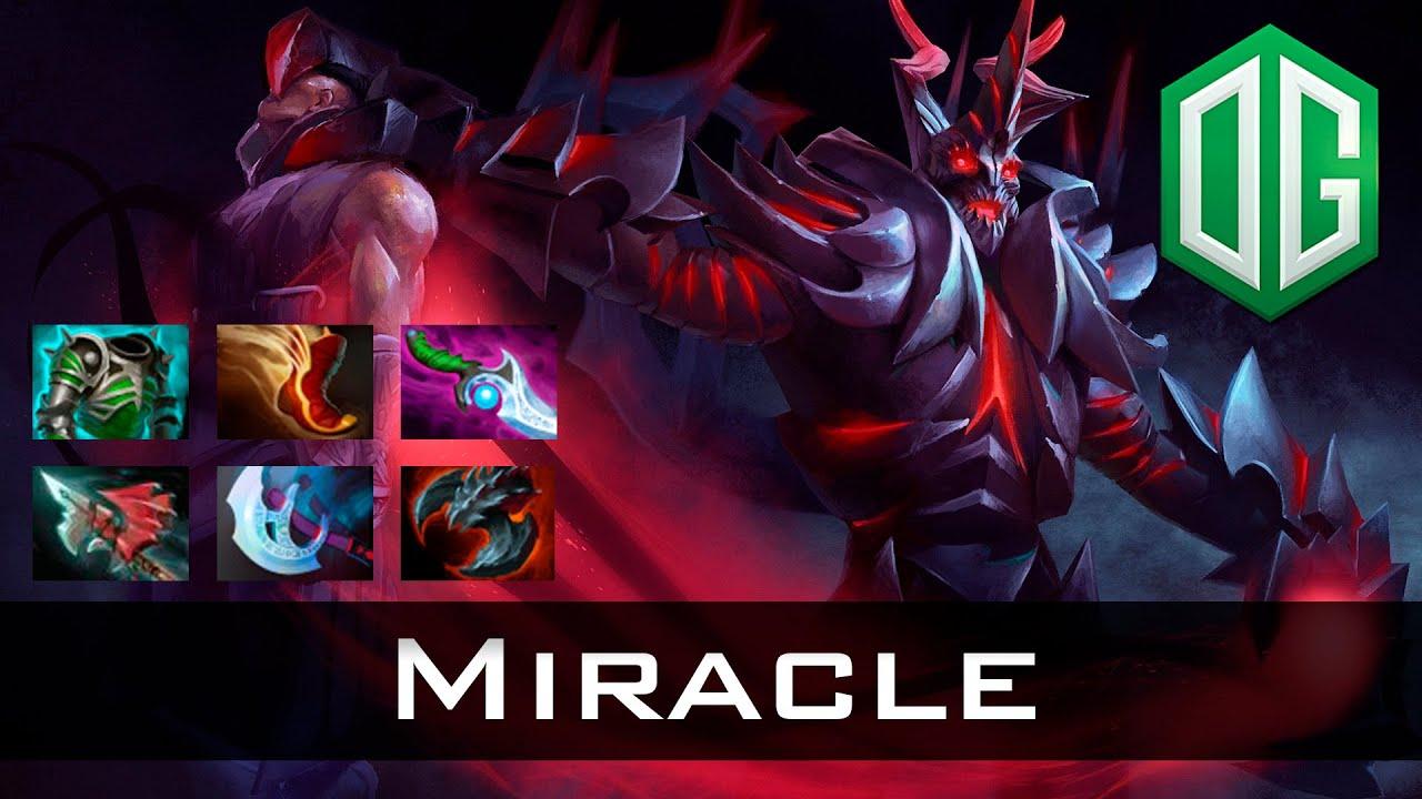 miracle terrorblade dota 2 gameplay youtube