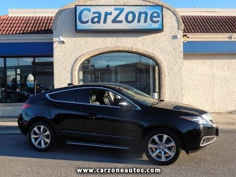 Acura Zdx For Sale >> 2010 Acura Zdx For Sale Baltimore Md Carzone Usa Youtube