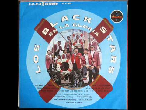 LOS BLACK STARS - En la Gloria - DISCO COMPLETO