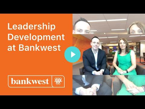 Leadership Development At Bankwest