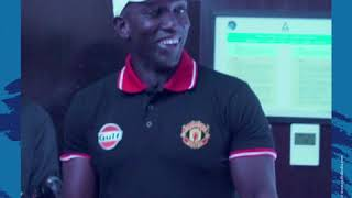 Weight Perfect Challenge by Dwight Yorke & Wes Brown